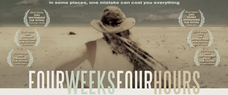 Four Weeks Four Hours Header